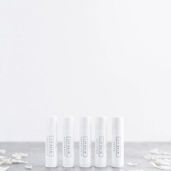 Primally Pure Peppermint Lip Balm