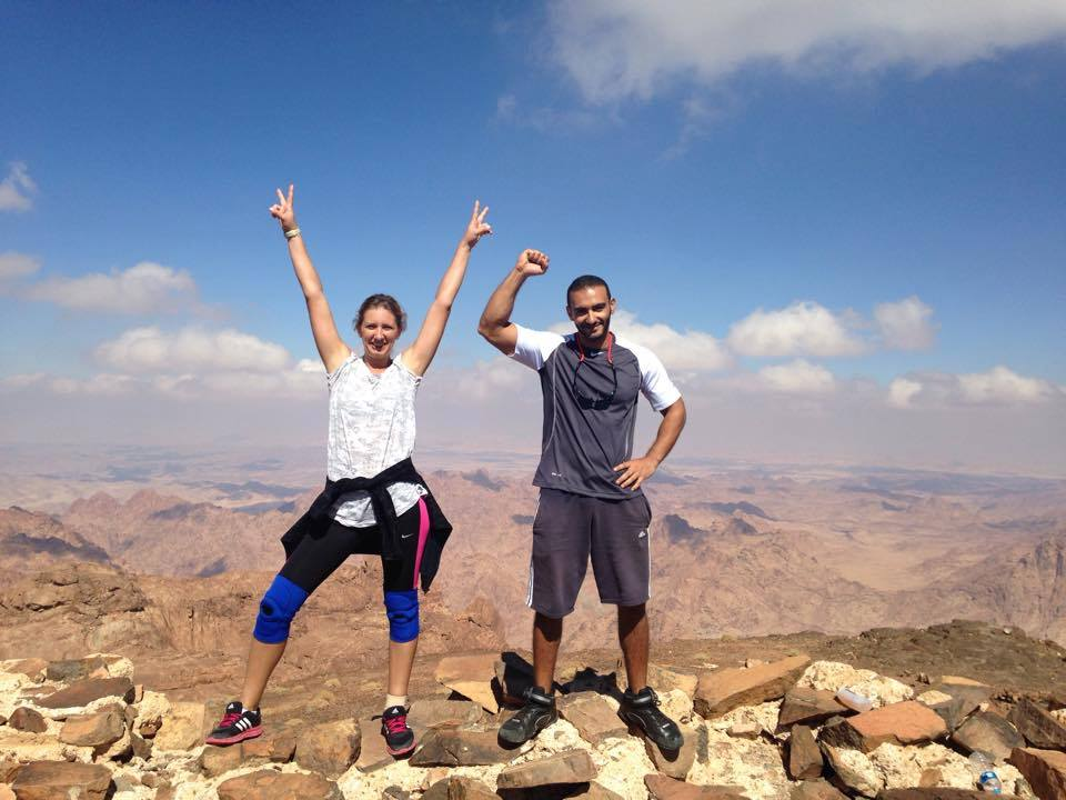 Three Peaks Egypt Maryna S Story