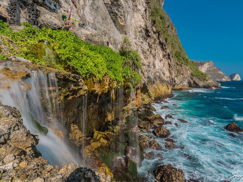 Peguyangan Waterfall, photo credits nusa-penida.info