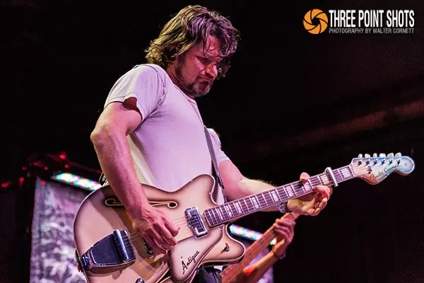 Matt Nathanson performed in concert, along with guest Andrew McMahon, at the Mercury Ballroom in Louisville, Kentucky on July 26, 2014. All photos by Walter Cornett.