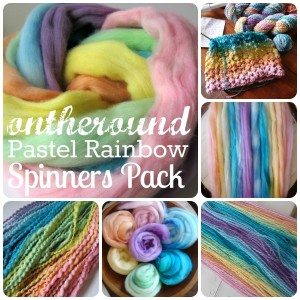 Pastel Rainbow Spinners Pack