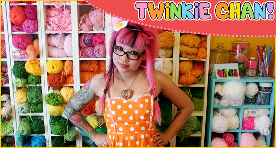 Twinkie Chan has an incredibly inspirational success story for any DIY person who wants to sell.