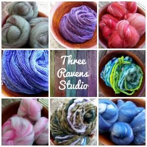 Fiber, Yarn, Accessories