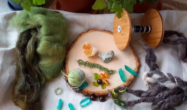 Artist In Residence: Exploring Earth