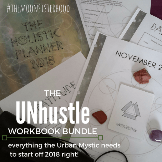 the UNhustle Workbook Bundle