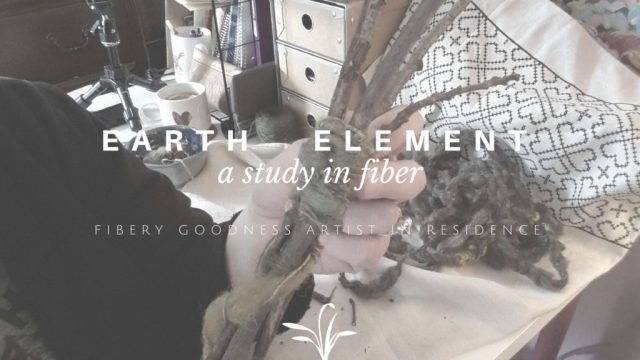 fibery goodness AIR earth element