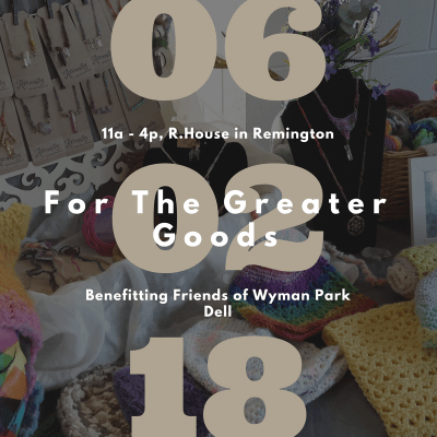 For The Greater Goods June 2018