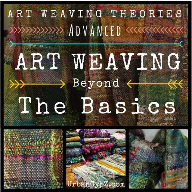 art weaving class