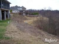 Life short: Landscaping ideas on slopes