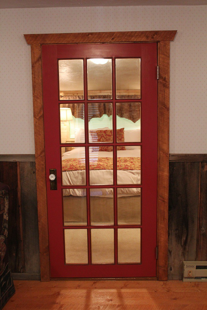 Homestead Bedroom 5 at Three Rivers Ranch