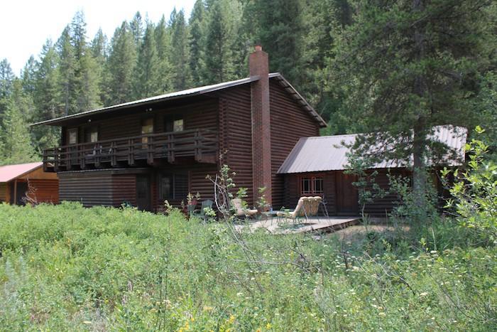 Robinson Lodge - a 4 bedroom lodge