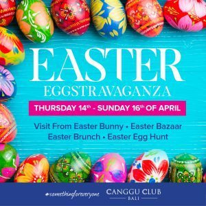canggu club Social Media Easter