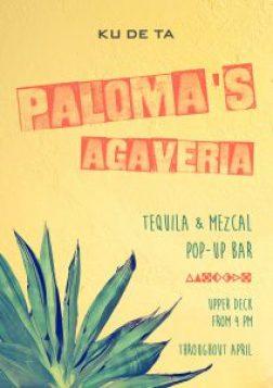 Paloma postcard media