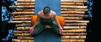 Jessie Chapman hosts a yoga and spa retreat