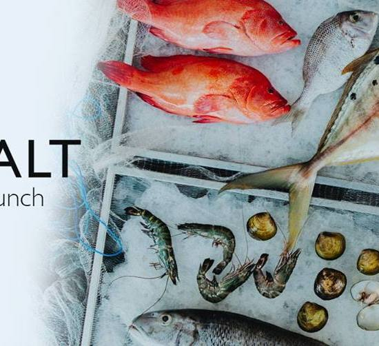 Seasalt - Seafood brunch