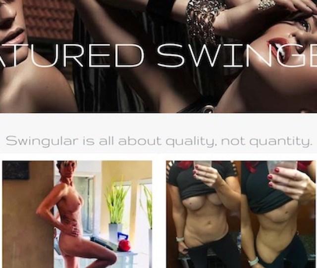 Swingular Homepage