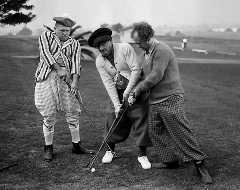 Take a spin through some New Years resolutions with The Three Stooges