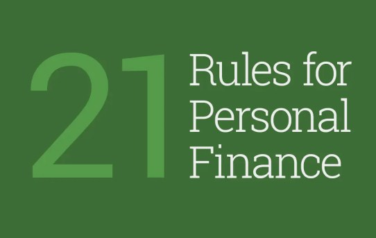21 Rules For Personal Finance Tips And Tricks Three Thrifty Guys
