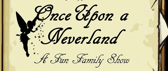 Once Upon A Neverland – The Brook Theatre, Chatham