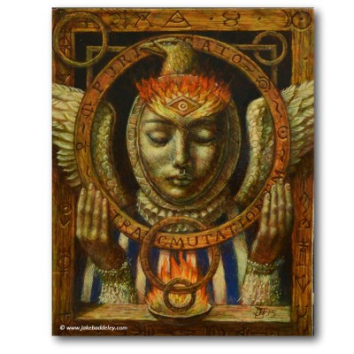 Transmutationem Purificato by Jake Baddeley