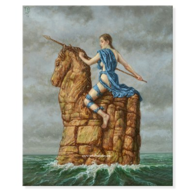 Guardian by Jake Baddeley