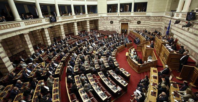 Live η μάχη στη Βουλή για την ψήφο εμπιστοσύνης
