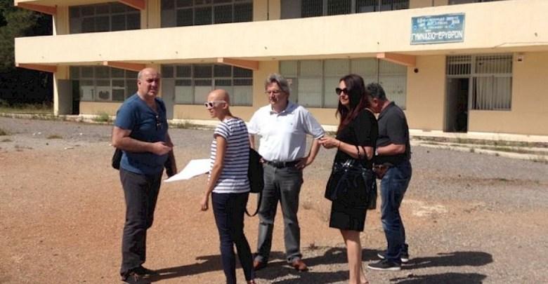 Το φλέγον ζήτημα του Γυμνασίου Ερυθρών στο επόμενο Δημοτικό Συμβούλιο Μάνδρας - Ειδυλλίας