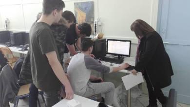 Οι μαθητές του 1ου ΕΠΑΛ Ασπροπύργου παρουσιάζουν την εικονική επιχείρηση «Ποντοπόρεια»