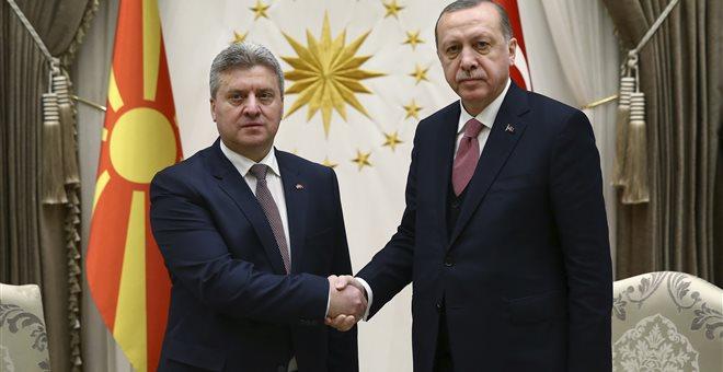 Επιμένει η Τουρκία στο όνομα «Μακεδονία»