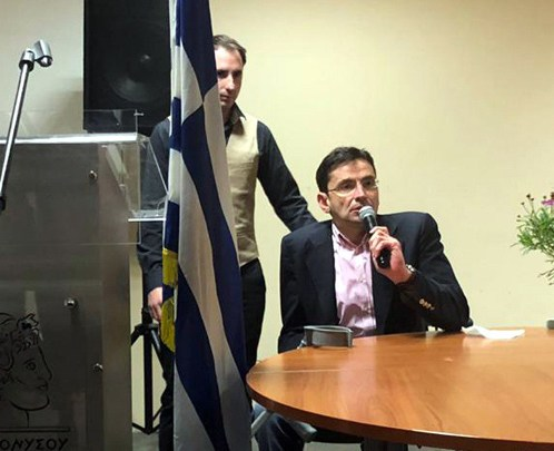 Νίκος Πέππας - Υποψήφιος Περιφερειακός Συμβούλος Αν. Αττικής με το συνδυασμό του Γ. Πατούλη