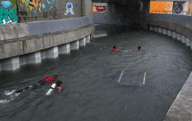 Βραζιλία: Δέκα νεκροί από κατολισθήσεις και πλημμύρες στο Ρίο