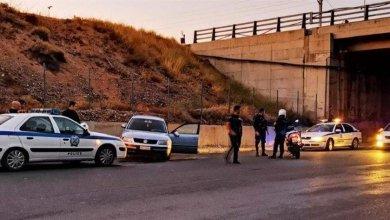 Photo of Σκηνές «Φαρ Ουεστ» στον Ασπρόπυργο: Ληστές εμβόλισαν περιπολικό για να ξεφύγουν