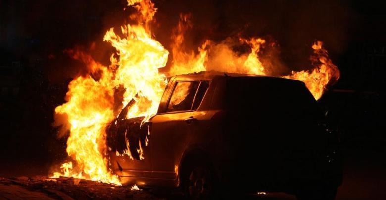 Εμπρησμός αυτοκινήτου στα Άνω Λιόσια