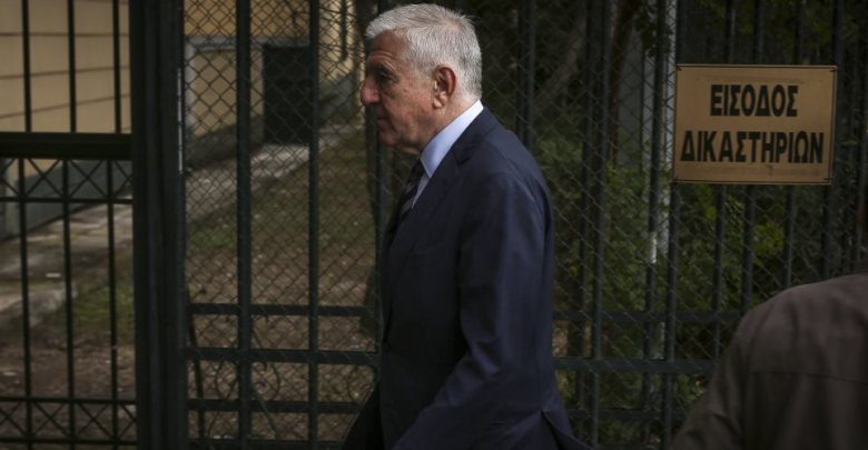 Απορρίφθηκε το αίτημα αποφυλάκισης του Γιάννου Παπαντωνίου