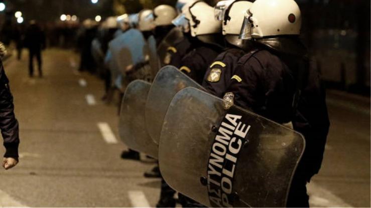 5.000 αστυνομικοί, drones και ελικόπτερο ενόψει Πολυτεχνείου