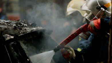Photo of Φωτιά σε χώρο ενοικίασης αυτοκινήτων στον Ασπρόπυργο