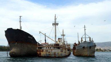Photo of Ανέλκυση ναυαγίων από τον κόλπο της Ελευσίνας [φωτο]