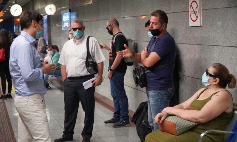 Δήμαρχος Χαϊδαρίου: «Δεν θα δεχθούμε περικοπή των δρομολογίων του Μετρό»