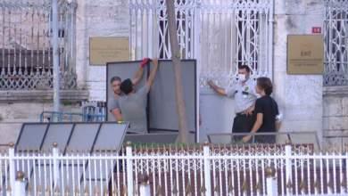 Photo of Αγία Σοφία: Άρχισαν οι εργασίες μετατροπής σε τζαμί [φωτο – βιντεο]