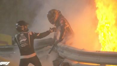 Formula 1: Σοκαριστικό ατύχημα στο γκραν πρι του Μπαχρέιν
