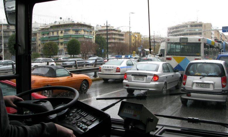 """Λεωφορεία """"ρεζερβέ"""" στον δήμο Χαϊδαρίου"""
