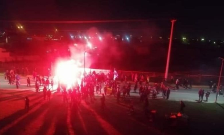 Νέες διαμαρτυρίες για το καθολικό lockdown στον Ασπρόπυργο (φωτο)