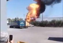 Βιντεο - Σοκ απο τη στιγμή των εκρήξεων στον Ασπρόπυργο