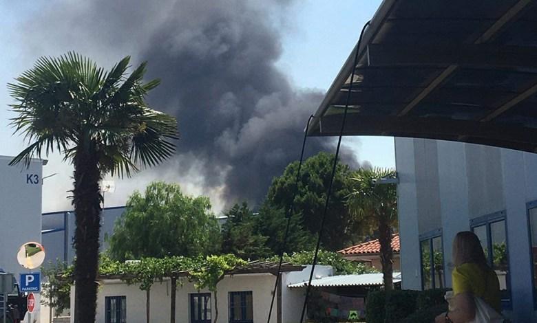 Φωτιά στον Ασπρόπυργο: Στέλνουν και εναέρια μέσα – Στην περιοχή ο Νίκος Χαρδαλιάς