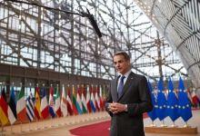 Στις Βρυξέλλες ο Μητσοτάκης για τη Σύνοδο Κορυφής της ΕΕ