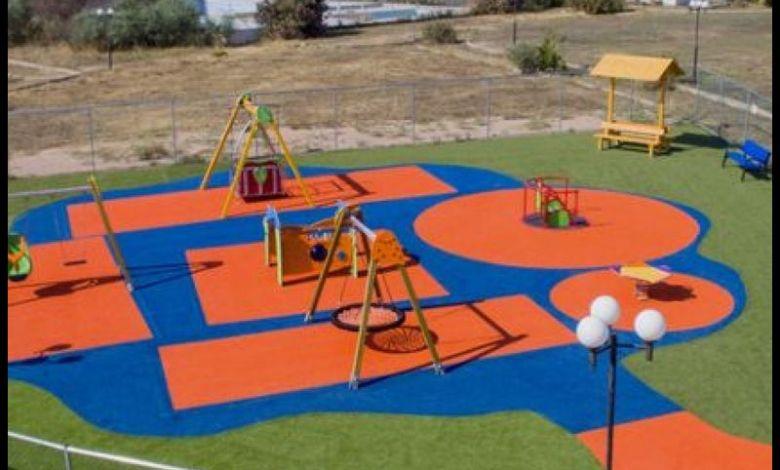 Μια πρότυπη παιδική χαρά AMEA ετοιμάζεται στον Δήμο Ελευσίνας