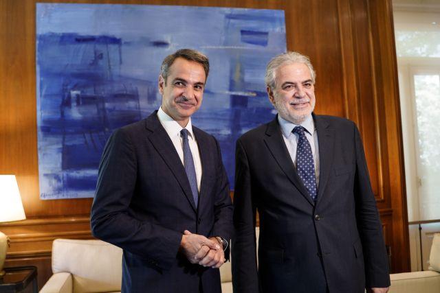 Χρήστος Στυλιανίδης: Ένας Κύπριος γίνεται έλληνας υπουργός