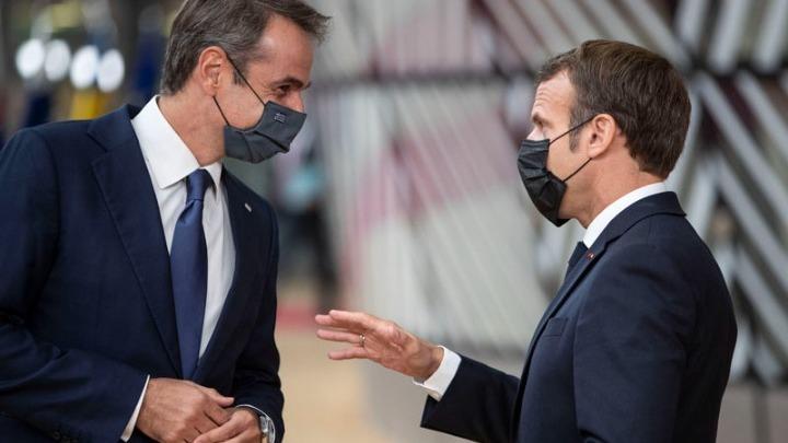 Στο Παρίσι ο πρωθυπουργός Κυριάκος Μητσοτάκης