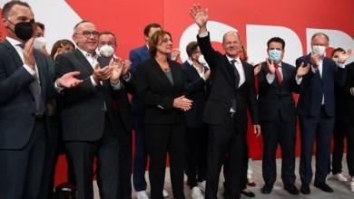 Γερμανικές εκλογές: Eπικρατούν οι Σοσιαλδημοκράτες με το 25,7% των ψήφων