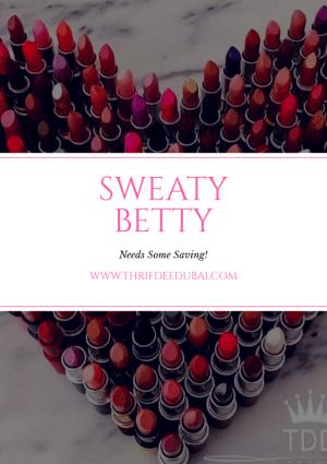cosmetics beauty blogger sweaty betty dubai heat makeup hacks